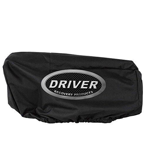 Waterproof Soft Winch Dust Cover - fits model LD17-PRO and many other large winches - by Driver Recovery Products