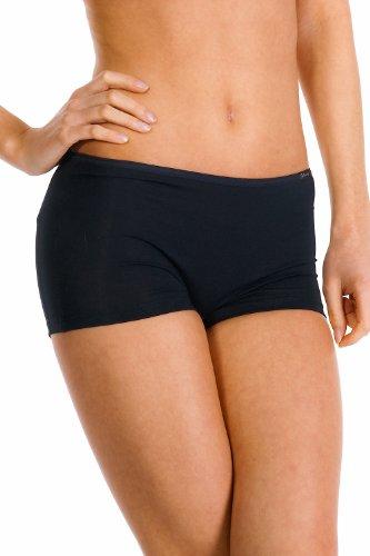 Skiny Damen 089350 Panties, Schwarz (Black 7662), 42