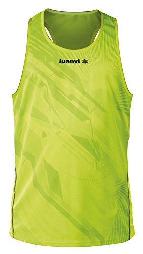 Luanvi CRO Thunder Camiseta Tirantes, Hombre