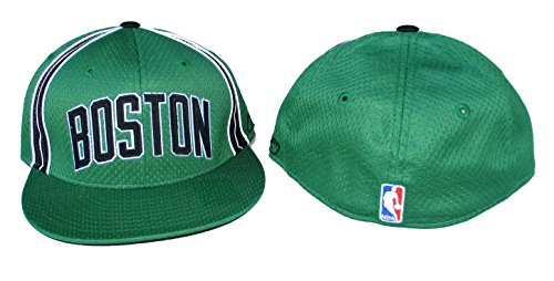 Genuine Merchandise Boston Celtics Fitted Size 7 1/4 Hat Cap - Team Colors