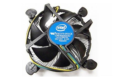 Partscollection Genuine E97379–003CPU ventola di raffreddamento per processori Intel Core i3/i5LGA1150/LGA1151/LGA1155/LGA1156socket