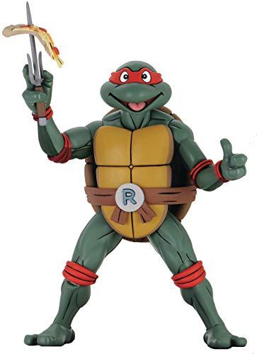 NECA - TMNT Cartoon Super Size Raphael 1/4 Scale Action Figure