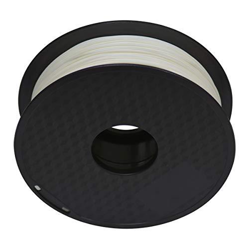 GIANTARM ABS Filamento, Stampante 3D Filamento ABS 1.75mm 1 kg Spool, Bianco