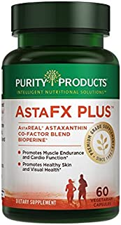 AstaFX Plus - Astaxanthin Super Formula - 30 Day Supply from Purity Products