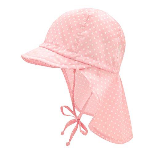 maximo Schirmmütze mit Nackenschutz Punkte