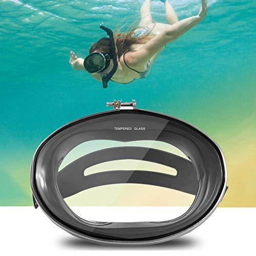 adfafw Gafas de Buceo Ajustables Gafas de natación visión Clara sin Fugas aptas para Adolescentes y Adultos Cosy