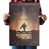 Leinwand Kunstdrucke Poster Film No Country for Old Men