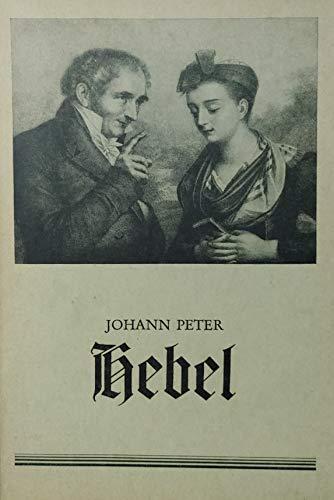 Johann Peter Hebel (Festgabe aus Anlass des 125. Todestages des Dichters)