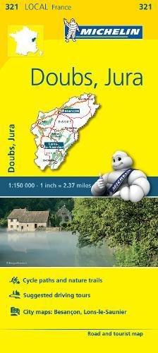 Michelin Doubs, Jura