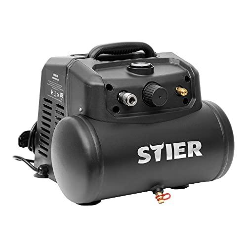 STIER Kompressor MKT 200-8-6 für...