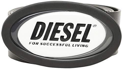 Diesel B-Clubber Belt cinturón, T8013-PR227, 100 para Hombre