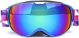 cjcaijun - Gafas Gafas de esquí for niños Gafas de esquí de montaña antivaho for exteriores Gafas de esquí for niños antivaho y a prueba de viento Gafas de sol