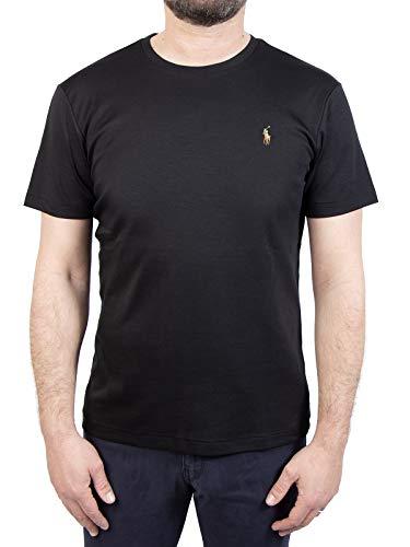 Ralph Lauren Polo T-Shirt Uomo Black