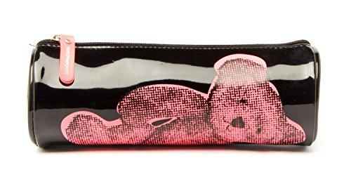 Lulu Castagnette zusätzliche Tasche Universal Holdall jedem, rund, 22 cm, orange