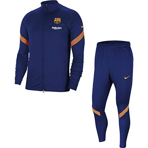 Nike CD6003-458, Pantaloni della Tuta Uomo, Deep Royal Blue/Amarillo, S
