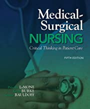 Medical-Surgical Nursing: Critical Thinking in Patient Care (5th Edition)