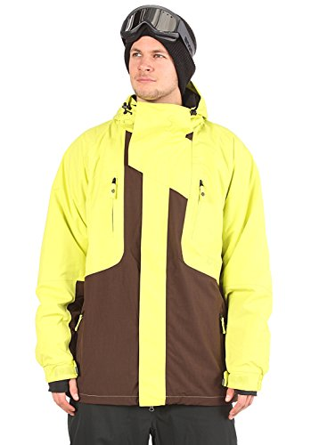 Light Herren Snowboard Jacke Jackson Jacket
