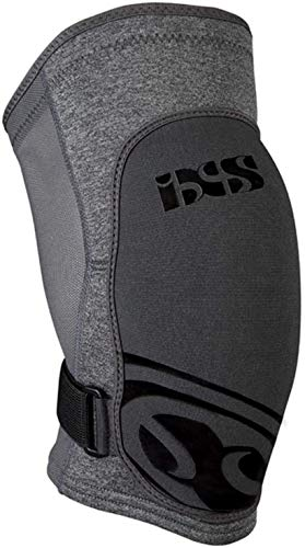 IXS Sports Division Flow EVO+ Knee pad Knieprotektor, Grey, M