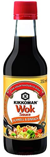 KIKKOMAN Wok Sauce, 3er Pack (3 x 250 ml)