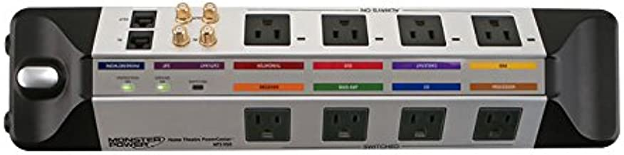 Monster HTS 950 8 Outlet PowerCenter with Clean Power Stage 1