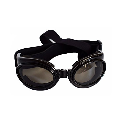 PETCUTE Hunde Sonnenbrille Hund Brille Wasserdicht wasserdicht Sonnenbrille für Hund Großen kleinen