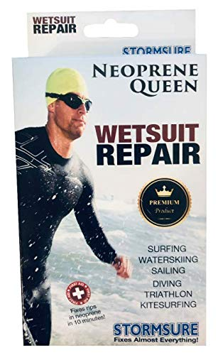 Premium Neoprene Queen Wetsuit Repair Kit