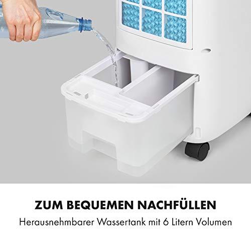 Klarstein Sonnendeck 3in1 Luftkühler Erfahrungen & Preisvergleich