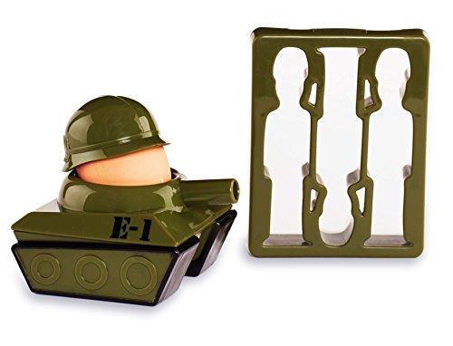 Flashpoint 556178 Militär Eierbecher und Toastschneider