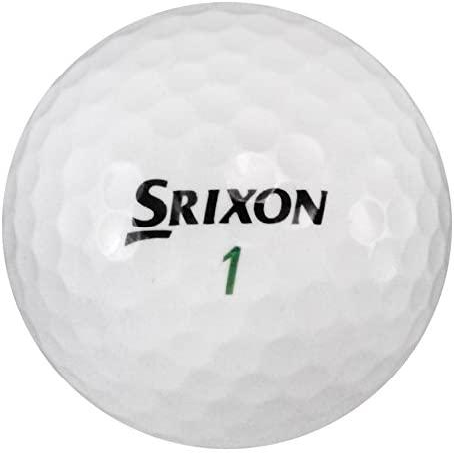 Srixon Mix-Near Mint AAAA Grade-Recycled Used Golf BALLS-36 Pack