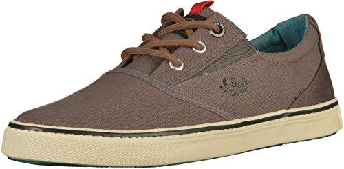s.Oliver 5-13604-20 Herren Sneakers Grey, EU 42