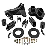 "Readylift 66-2726 2.5"" Leveling Kit with Track Bar Relocation Bracket for 2011-2020 Ford Super Duty F250 and F350 4WD trucks"