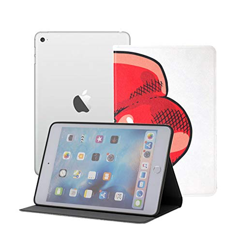 Case For Ipad Pro 11' 2020/2018 With Pencil Holder,smart Lightweight Soft Tpu Back Premium Protective Case Cover With Auto Sleep/wake Feature, Fresh Red Sweet Pepper Vegetable Design