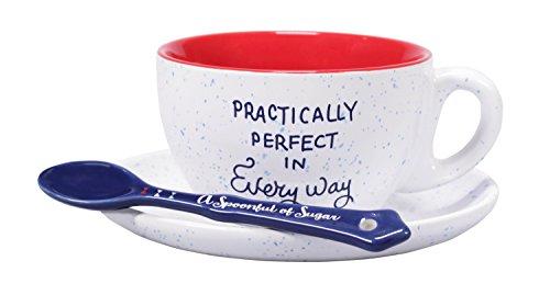 Mary Poppins Tasse und Untertasse Set - perfekt