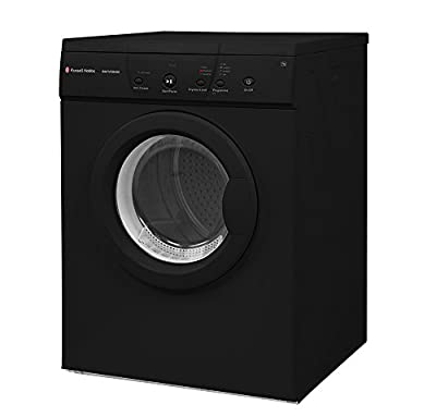 Russell Hobbs RH7VTD500B 7Kg Vented Tumble Dryer - Free 2 Year Guarantee* (Black)