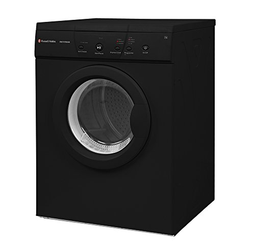 Russell Hobbs RH7VTD500B 7Kg Vented Tumble Dryer - Free 2 Year Guarantee* (Black)