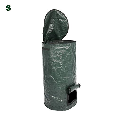 Buy Discount Compost Bag PE Probiotics Foldable Large Capacity Ferment Grow Home Waste Disposal Tras...