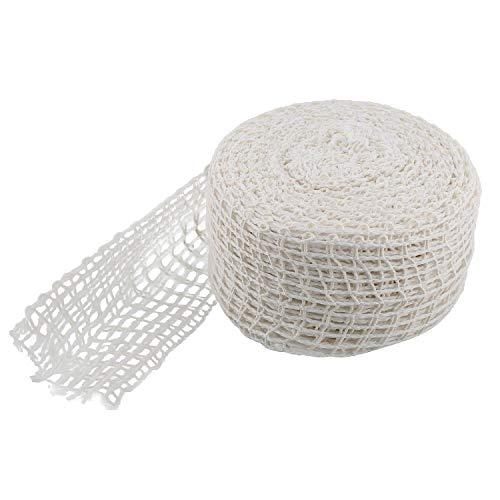 Rural365 Meat Netting Roll, Size 28 - Ham Sock Elastic Netting Meat Butcher Twine Net Meat Netting Roll Meat, 50ft Roll