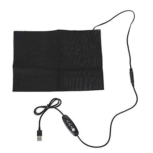 Calentador de tela Tela de carga eléctrica Temperatura constante para oficina para aliviar el dolor para el cuerpo caliente