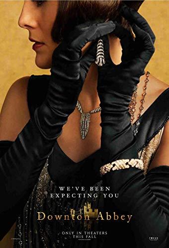 h-p Downton Abbey Película Clásica Retro Lienzo Arte Pintura Al Óleo Cartel...