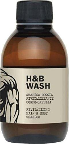 Dear Beard Hair & Body shampooing, 250 ml