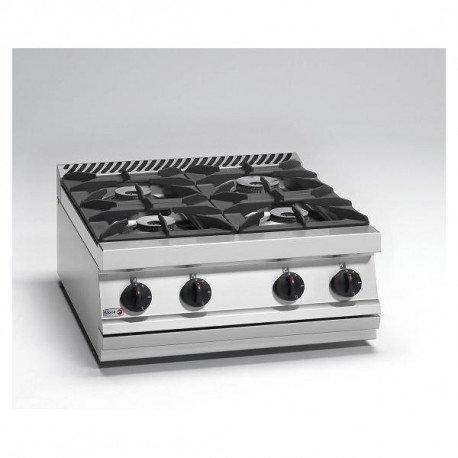 Cocina de Gas de Un Fuego Industrial Marca Fagor Industrial