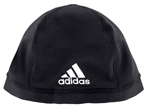 adidas Unisex Football Skull Cap, Black, ONE SIZE