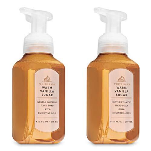 Bath and Body Works Gentle Foaming Hand Soap, Warm Vanilla...
