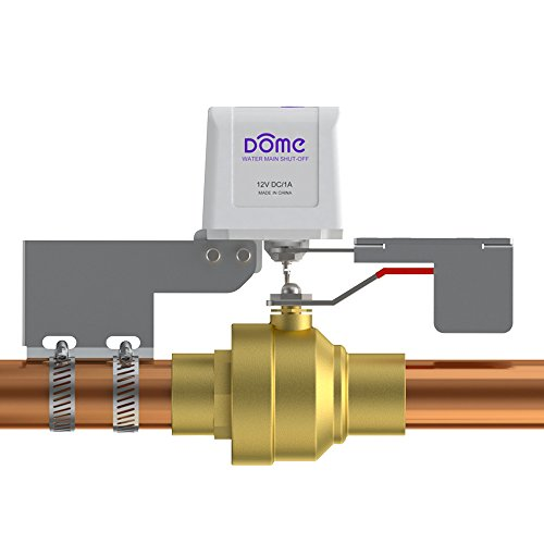 Home Automation Water Shut-Off Valve