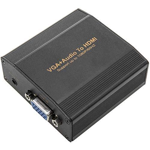 BeMatik - Conversor VGA y audio a HDMI