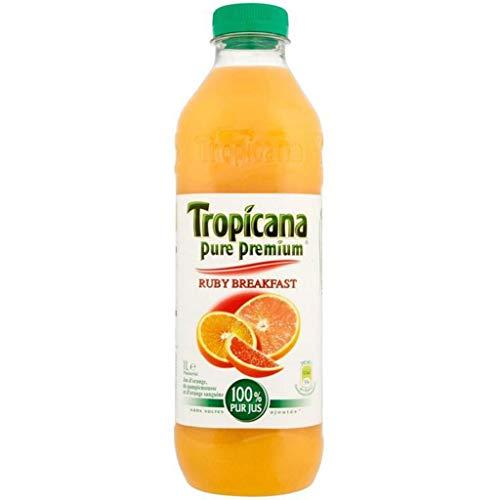 Tropicana Ruby Breakfast 1L (pack de 6)