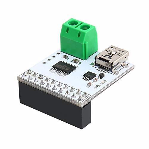 16 Kanäle 5 V USB-Steuerschalter USB-Steuerrelais-Modul Computer-Steuerschalter Unterstützung für WIN7 XP 32-Bit-64-Bit-System