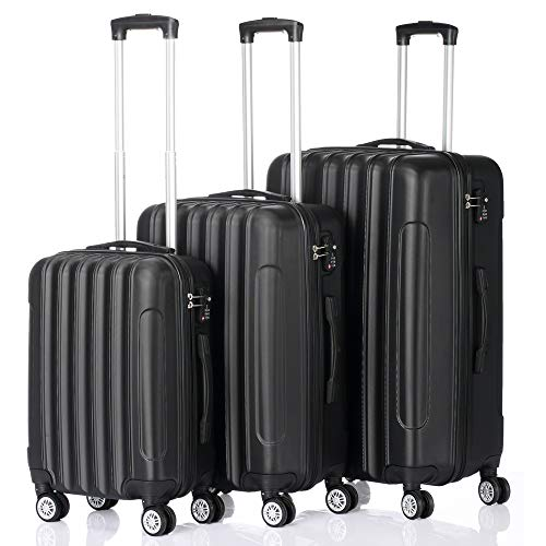 Suitcases - 3-in-1 Multifunctional Large Capacity Traveling Storage