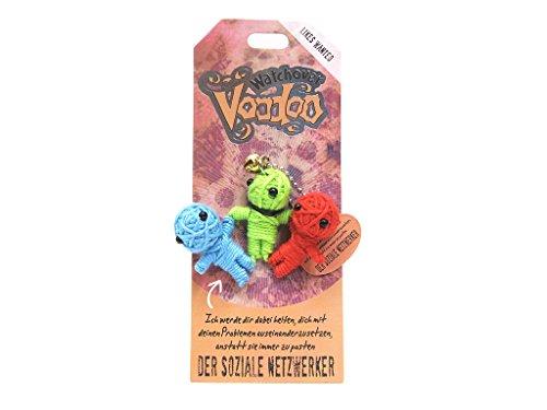 Watchover Voodoo Sammelpuppe -- Der soziale Netzwerker