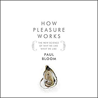 How Pleasure Works audiobook cover art